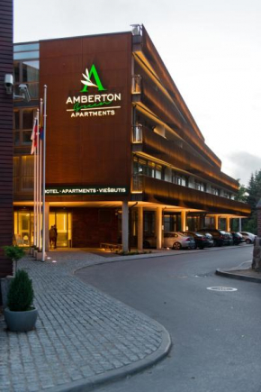 Amberton Green Apartments Hotel, Palanga