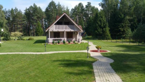Beautiful Villa for Family/couples, Molėtai